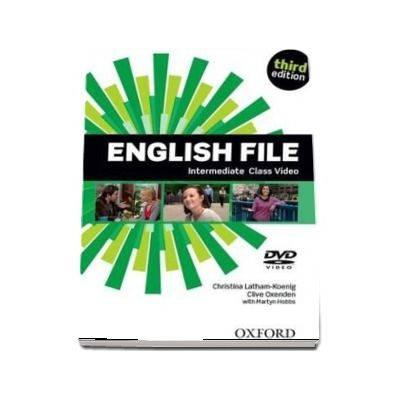 English File third edition: Intermediate: Class DVD: The best way to get your students talking