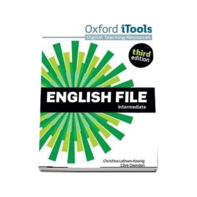 English File third edition: Intermediate: iTools