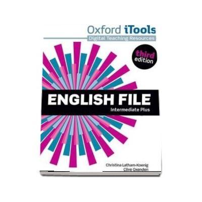 English File third edition: Intermediate Plus: iTools