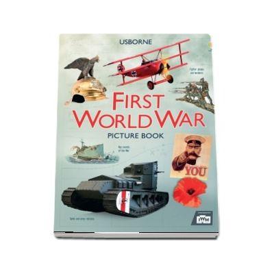 First World War picture book