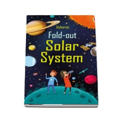 Fold-out solar system