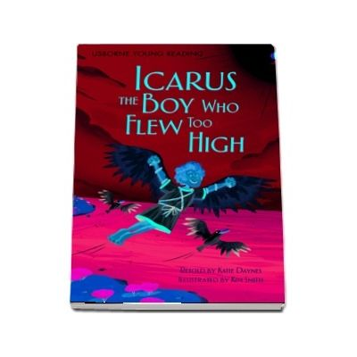 Icarus, the boy who flew too high