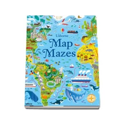 Map mazes