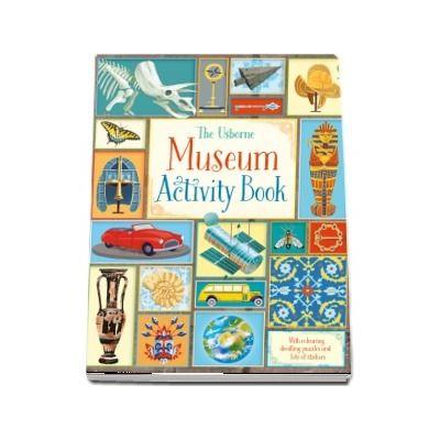 Museum activity book
