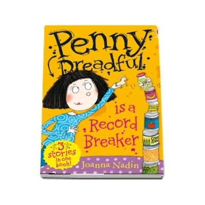 Penny Dreadful is a Record Breaker