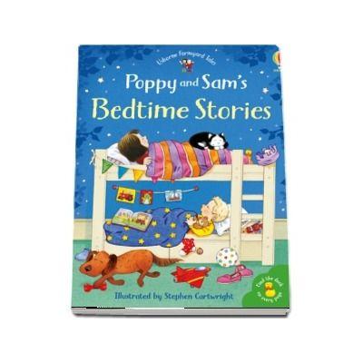 Poppy and Sams bedtime stories