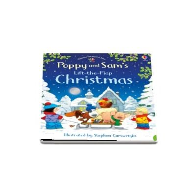 Poppy and Sams lift-the-flap Christmas