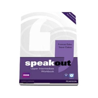 Speakout Upper Intermediate Workbook no Key and Audio CD Pack