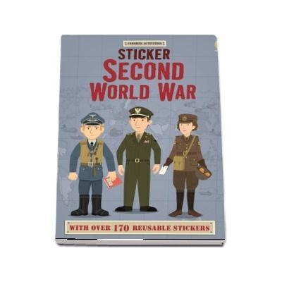 Sticker Second World War