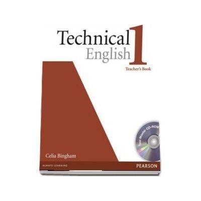 Technical English Level 1 Teachers Book/Test Master CD-Rom Pack
