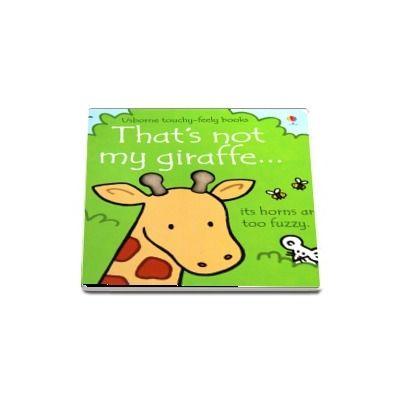 Thats not my giraffe...