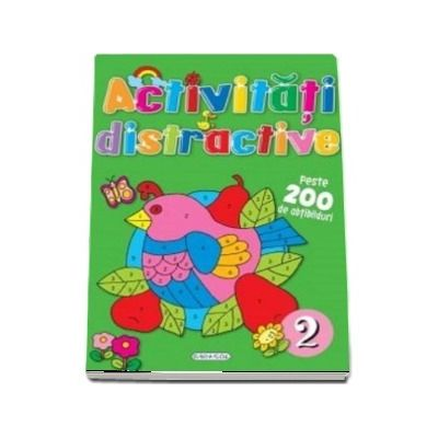 Activitati distractive, volumul II