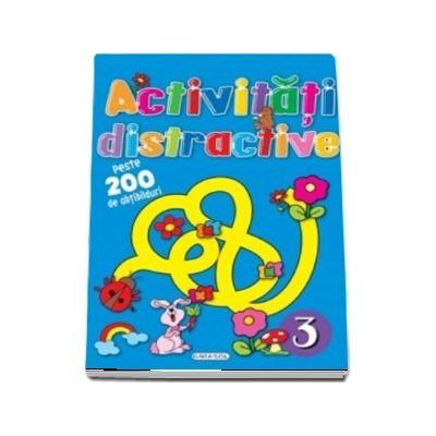 Activitati distractive, volumul III