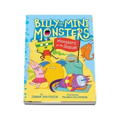 Billy and the Mini Monsters %u2013 Monsters at the Seaside