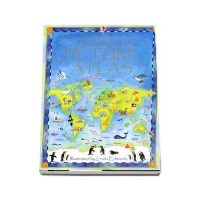 Childrens picture atlas