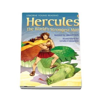 Hercules: the worlds strongest man