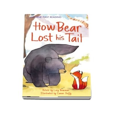 How Bear Lost His Tail