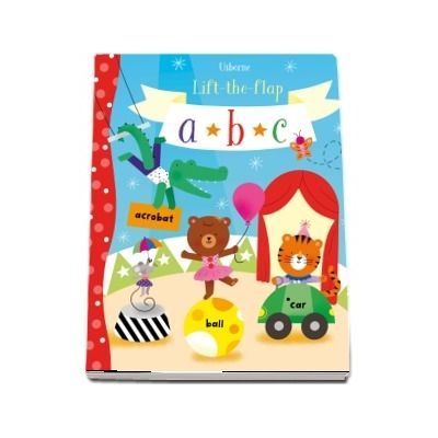 Lift-the-flap ABC