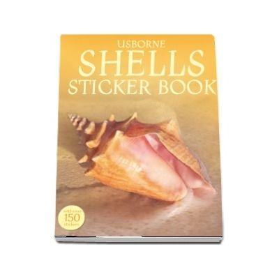 Shells sticker book