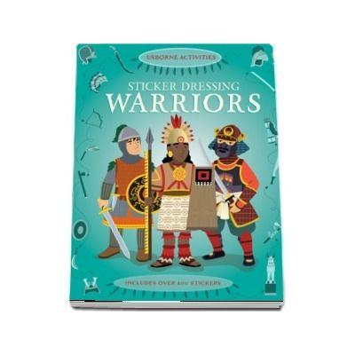 Sticker Dressing Warriors