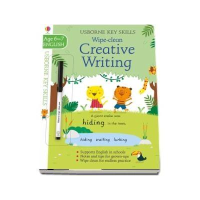 Wipe-clean creative writing 6-7