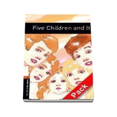 Oxford Bookworms Library, Level 2. Five Children and It audio CD pack