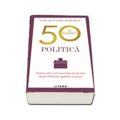 Bowdon Tom Butler, 50 de clasici. Politica