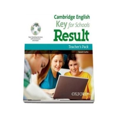 Cambridge English Key for Schools Result. Teachers Pack