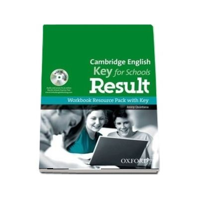 Cambridge English Key for Schools Result. Workbook Resource Pack with Key