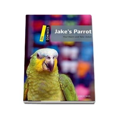 Dominoes One. Jakes Parrot. Book