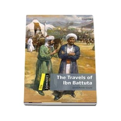 Dominoes One. The Travels of Ibn Battuta Audio Pack