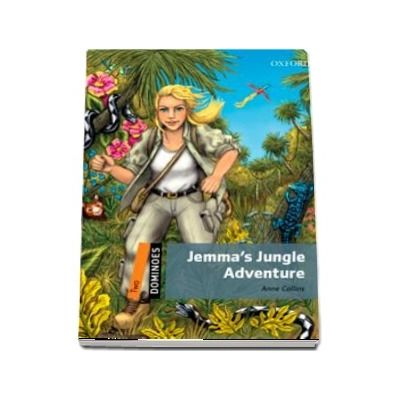 Dominoes Two. Jemmas Jungle Adventure Pack