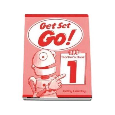 Get Set Go! 1. Teachers Book
