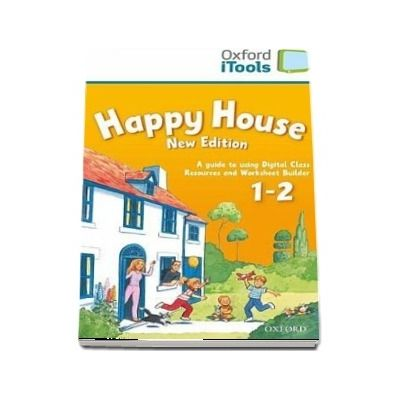 Happy House 1 and 2 New Edition. iTools