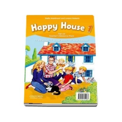 Happy House 1. Teachers Resource Pack (New Edition)