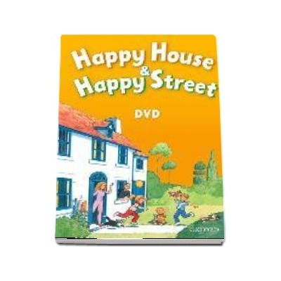 Happy House and Happy Street DVD. A new reason to be Happy. A new DVD to cover two series