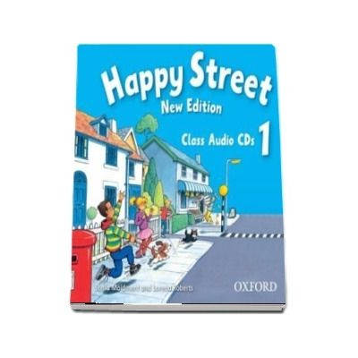 Happy Street 1 New Edition. Class Audio CDs