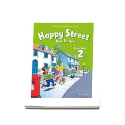 Happy Street 2 New Edition. Class Book