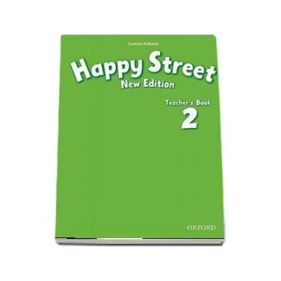 Happy Street 2, New Edition. Teachers Book