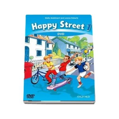 Happy Street Level 1. Happy Street DVD ROM
