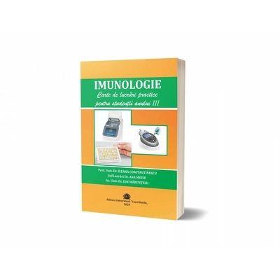 Imunologie, carte de lucrari practice pentru studentii anului III