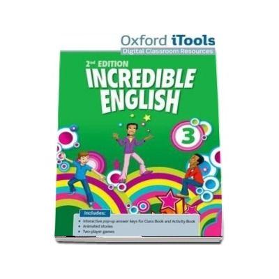 Incredible English 3. iTools DVD ROM