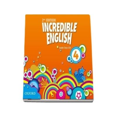 Incredible English 4. Class Audio CDs (3 CD)