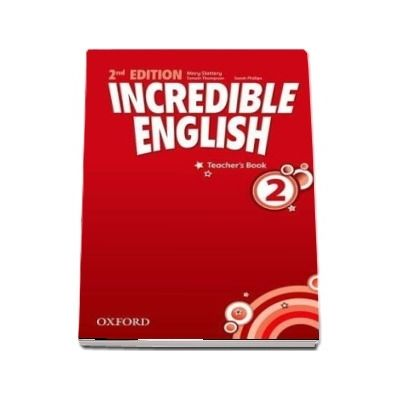 Incredible English 4. Teachers Book