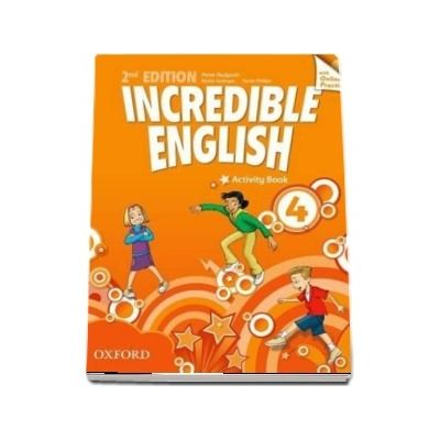 Incredible English 4. Workbook with Online Practice Pack