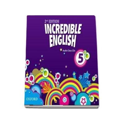Incredible English 5. Class Audio CDs (3 CD)