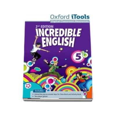 Incredible English 5. iTools DVD ROM