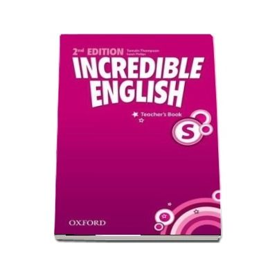 Incredible English Starter. Teachers Book