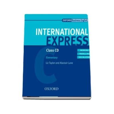 International Express Elementary. Class Audio CDs