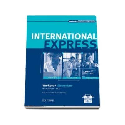 International Express Elementary. Workbook and Student CD